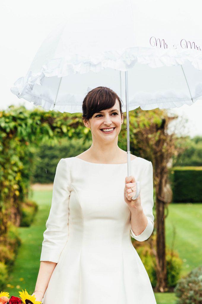Beautiful bridal portrait photography