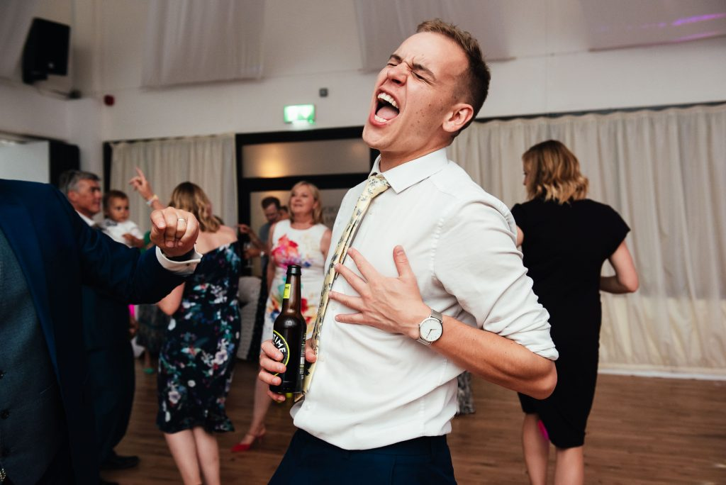Dance Floor photography for Denbies Wine Estate Wedding