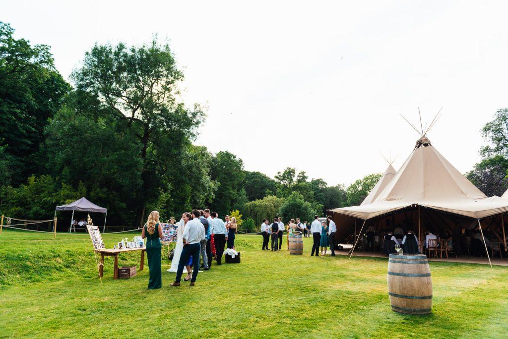 Busbridge Lakes Wedding Venue