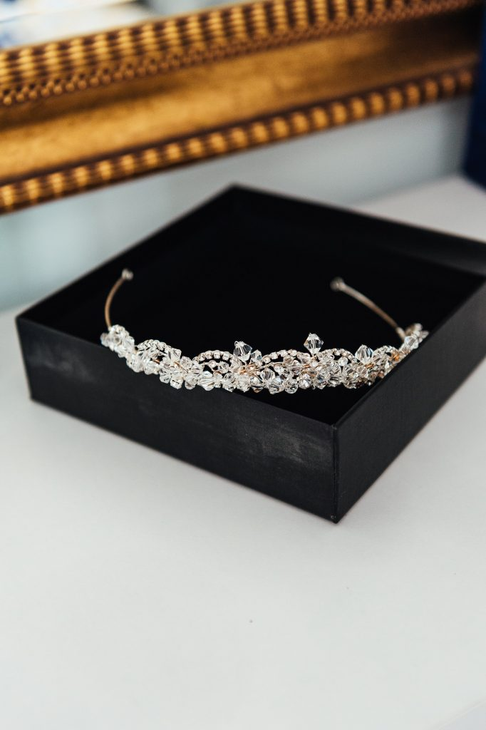 Bridal Tiara for Wedding Day