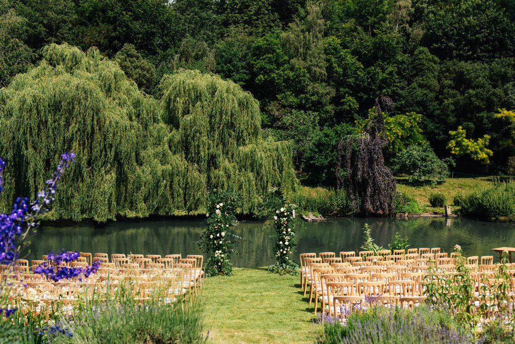 Busbridge Lakes Wedding Venue
