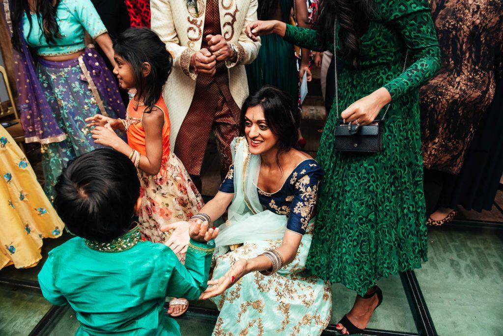 Fun and Lively wedding dance floor, South Farm Wedding