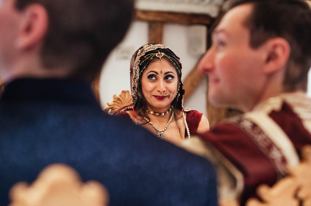 Hindu wedding ceremony, South Farm Wedding