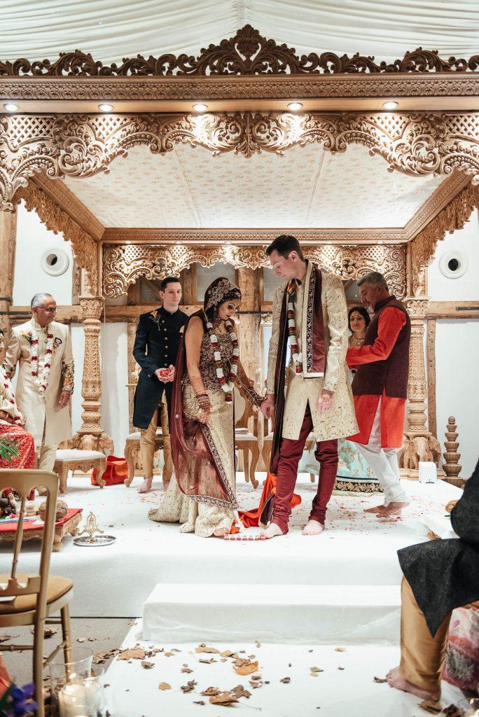 South Farm Wedding - Hindu Wedding Ceremony