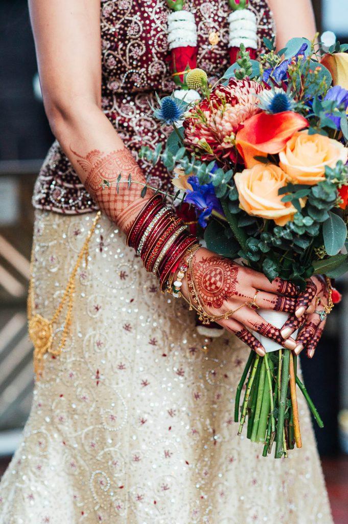 Wedding flower detail photography, South Farm Wedding