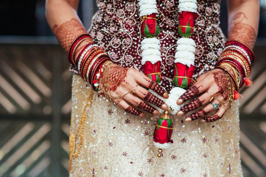 South Farm Wedding - Hindu Wedding Traditions