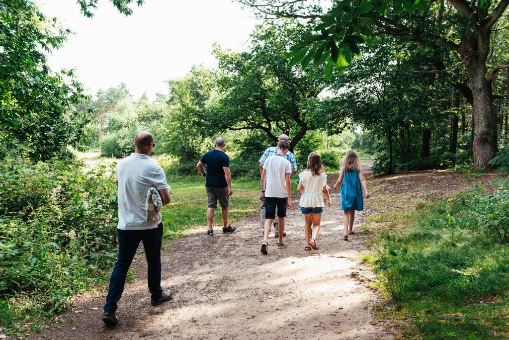 Chantry Wood family shoot, Surrey