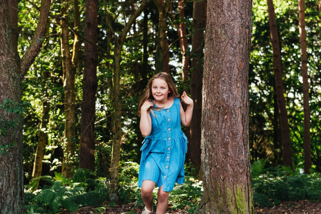 Candid childhood photography, Surrey