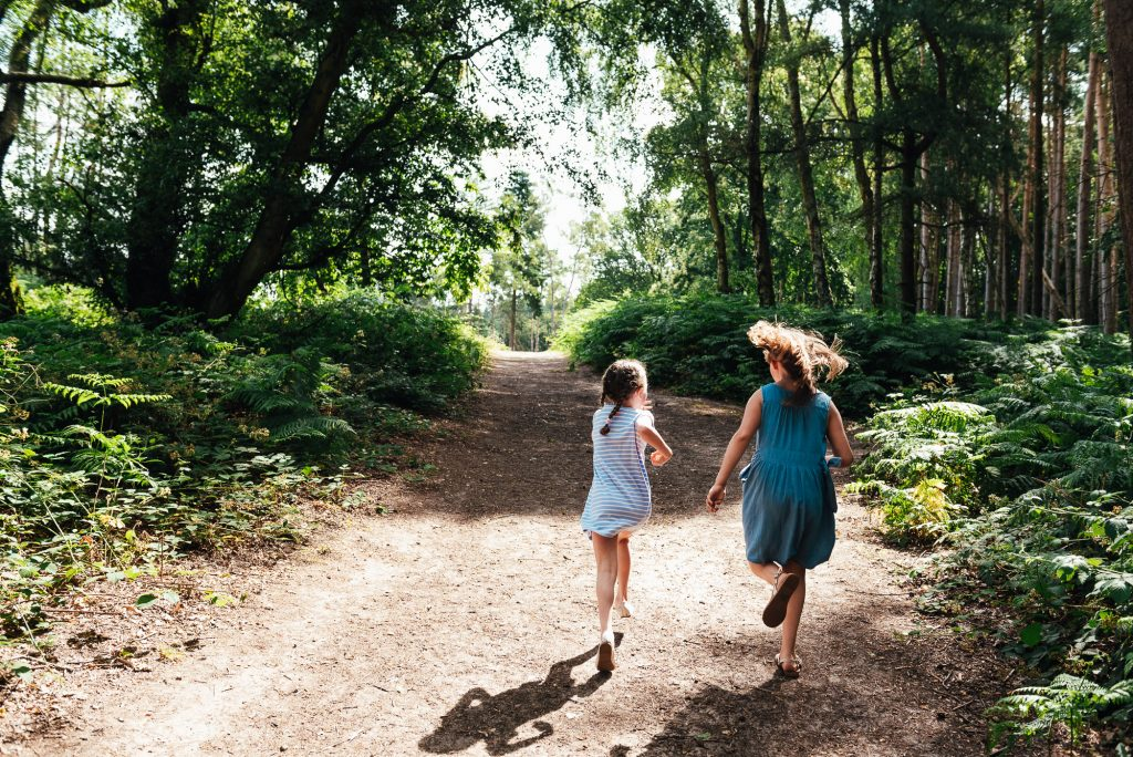 Fun and candid family photography Surrey