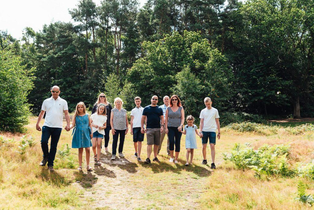 Documentary Family Photography Surrey