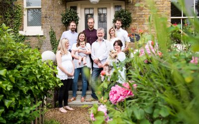 London Family Photography Shoot – Family Shoot At Home