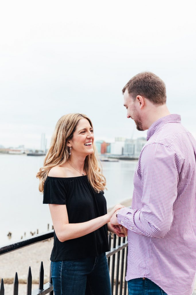 Relaxed and Candid Couples Pre-Wedding Shoot