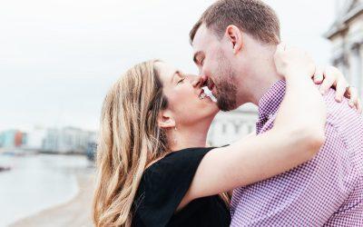London Engagement Photography – Sunny London Pre-Wedding Shoot