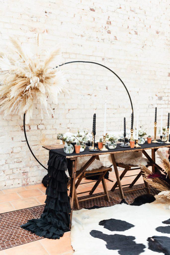 Elopement Wedding Decor Inspiration