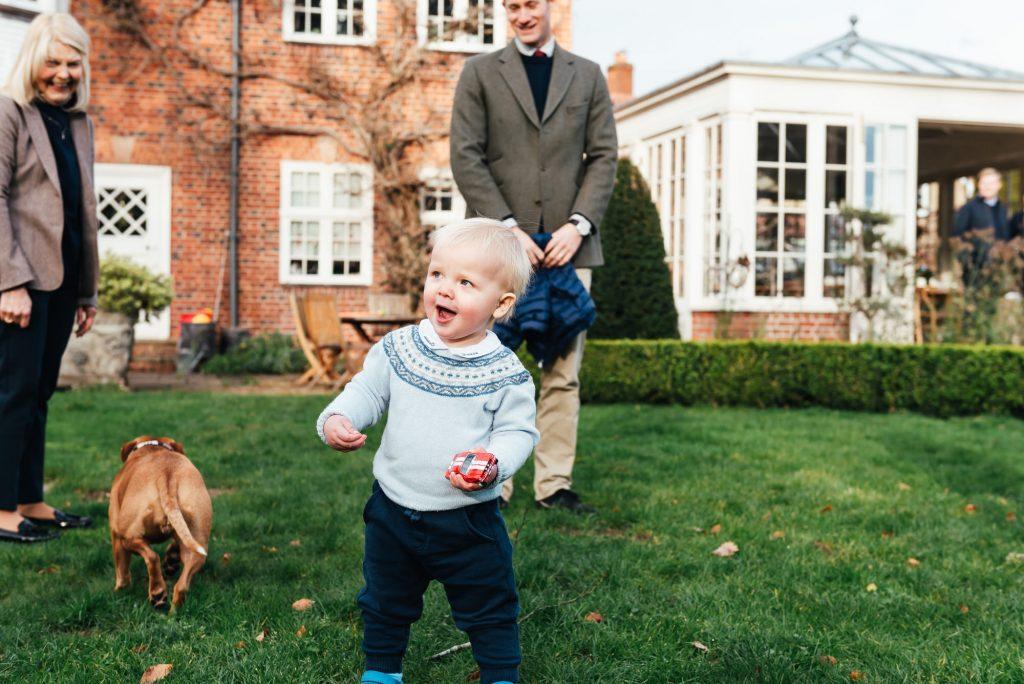 Fun Danish Family Photography at Home