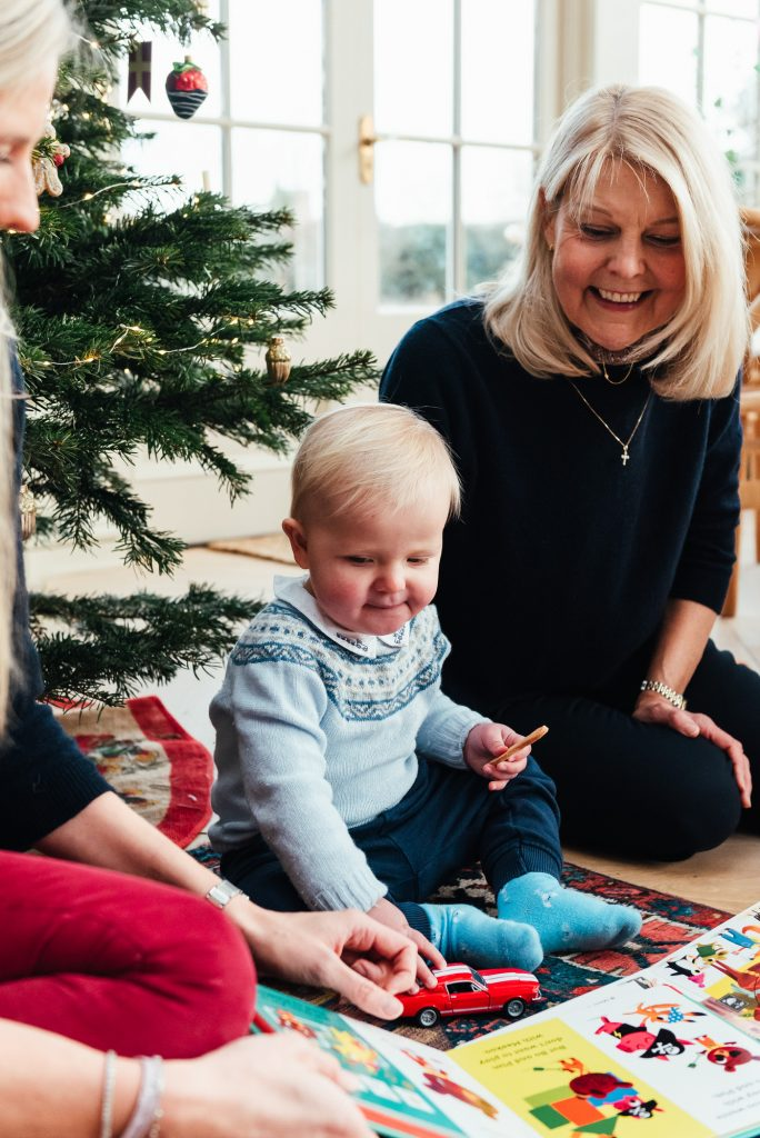 Surrey baby photography, Danish family photography at home