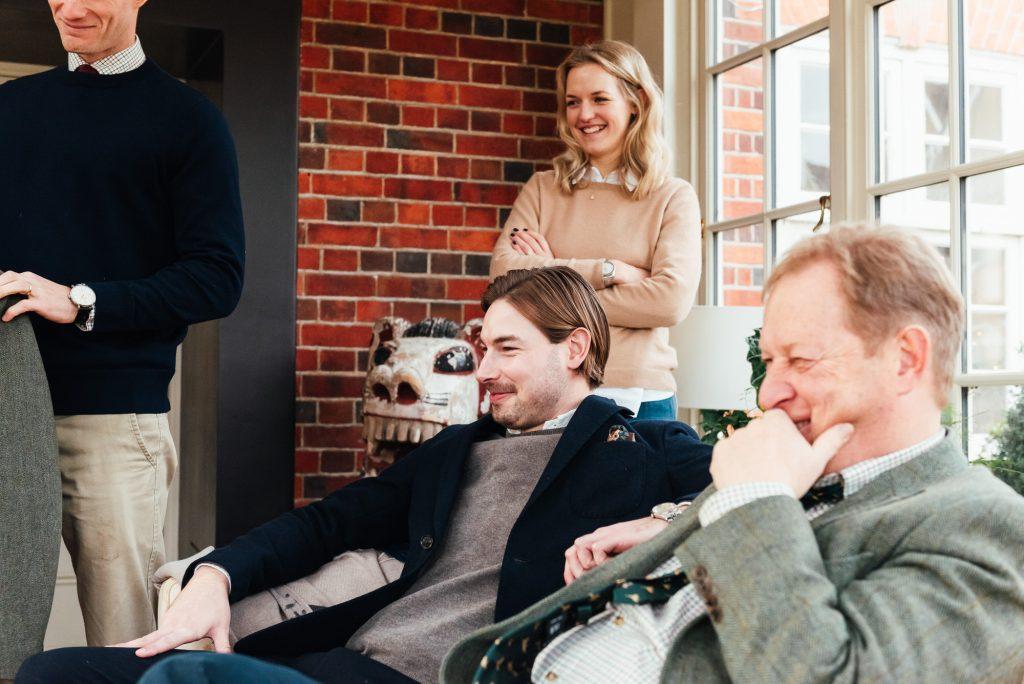 Documentary Style Danish Family Photography at Home