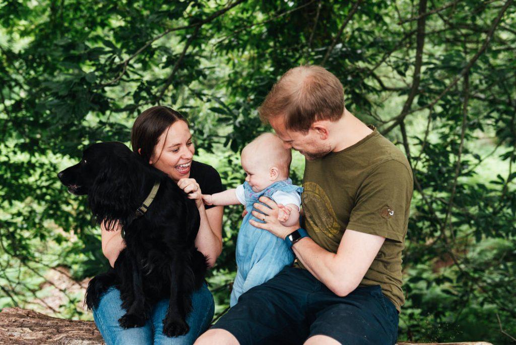 Covid safe family photography