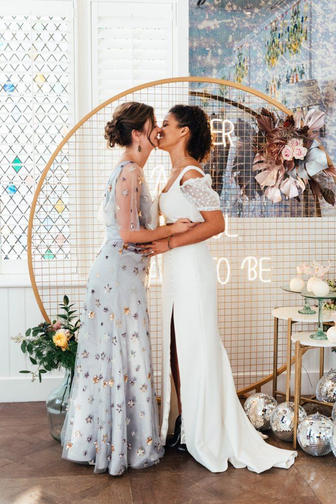 Wedding Ceremony Photography, LGBTQ friendly wedding photographer