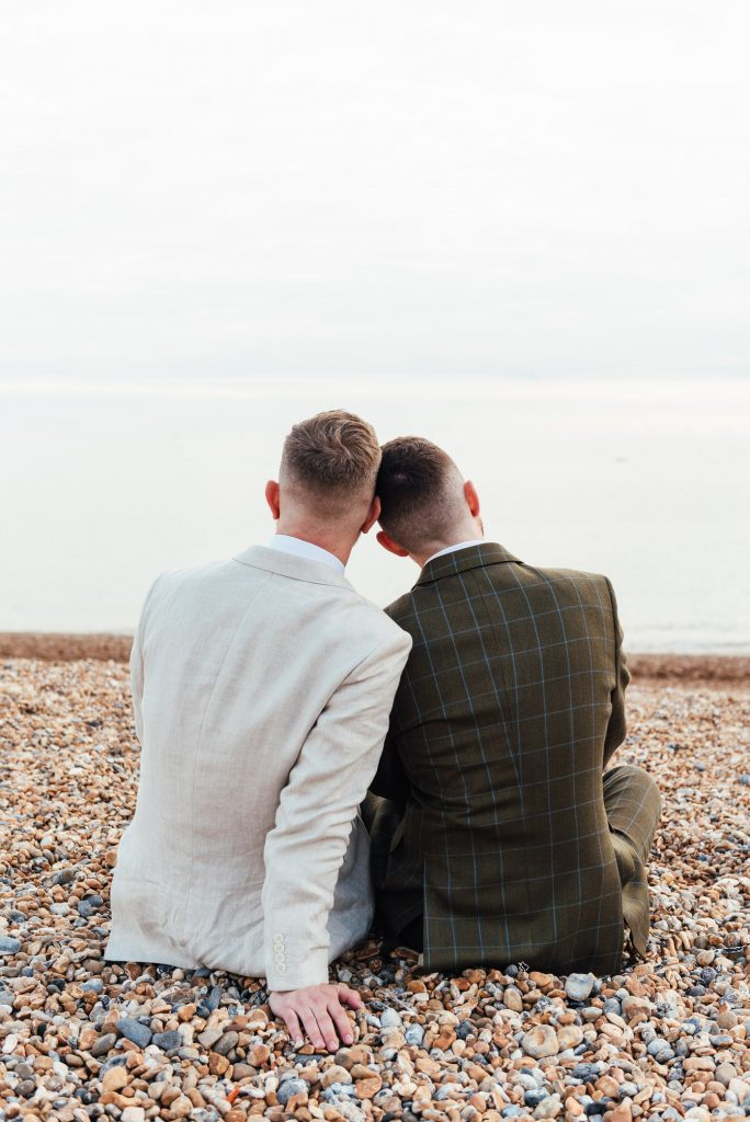 Relaxed and candid East Sussex wedding photography