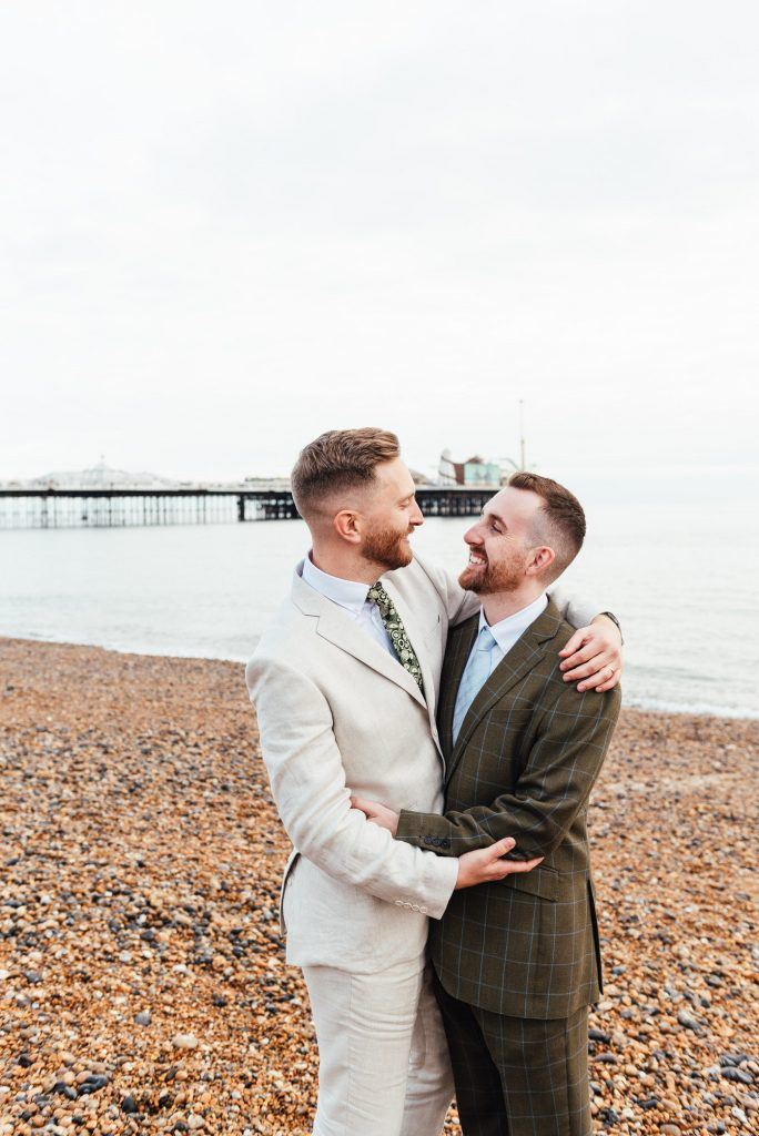 East Sussex Wedding Photography, LGBTQ friendly photographer