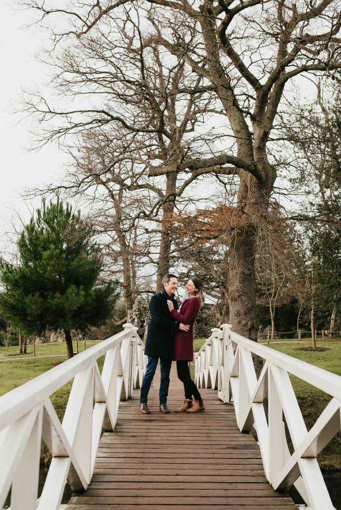 Natural outdoor couples photography