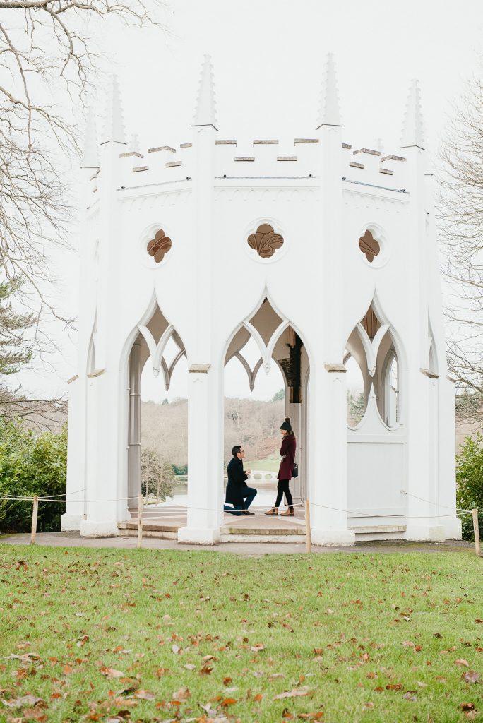 Surprise Proposal Photography, Surrey