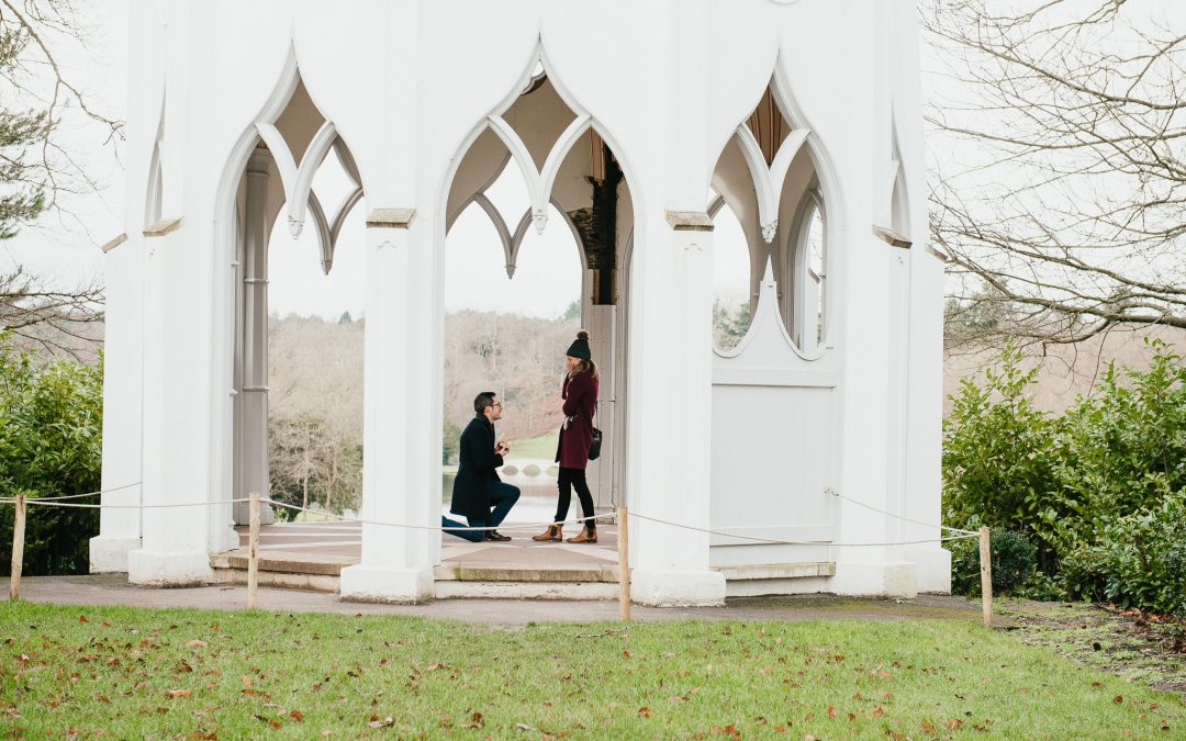 Surrey Engagement Photography – Surprise Surrey Proposal Photography