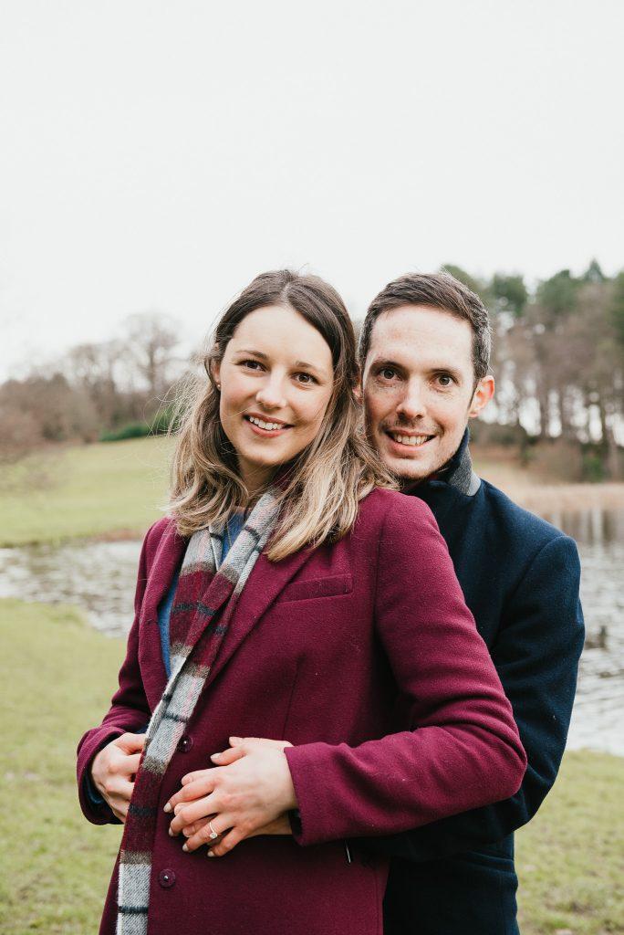 Surrey Proposal Photography, Painshill Park