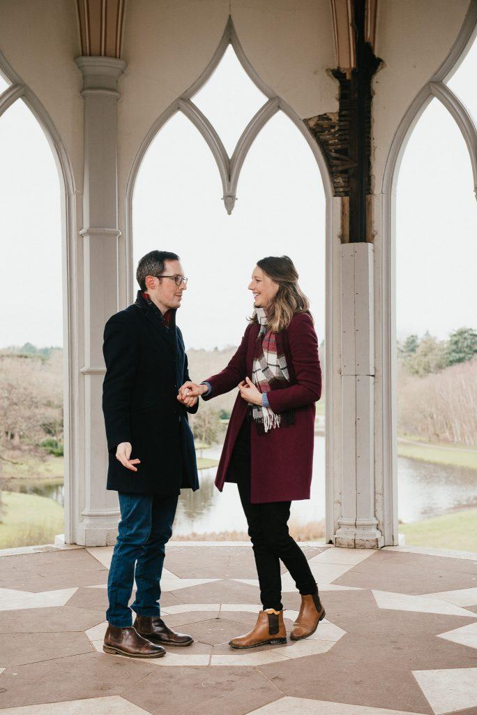 Surprise Surrey Proposal Photography