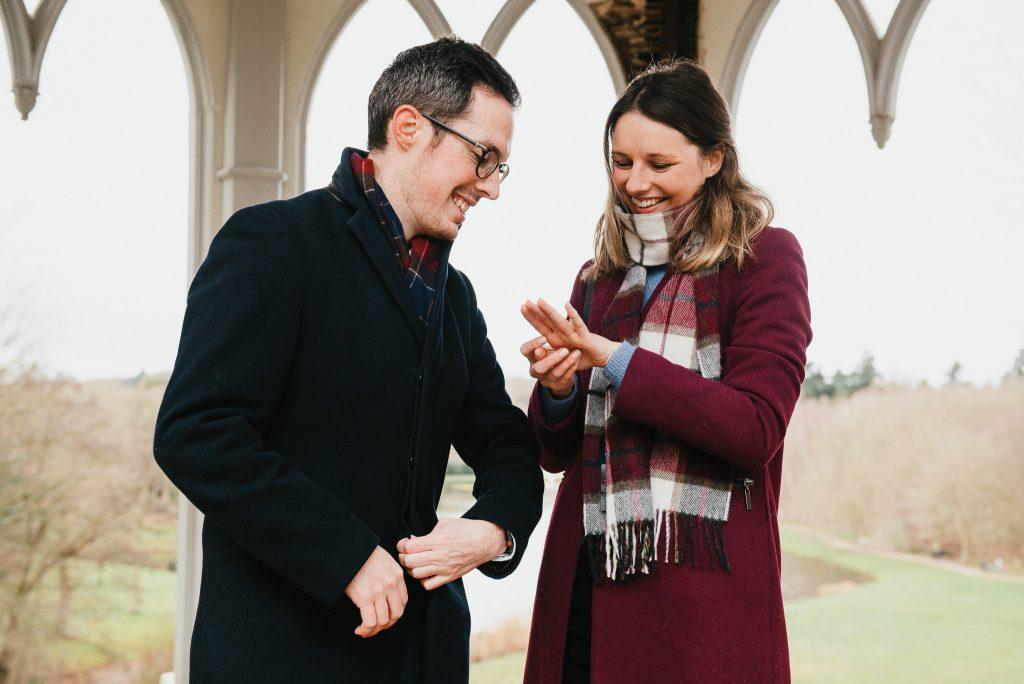 Surrey Proposal Photography