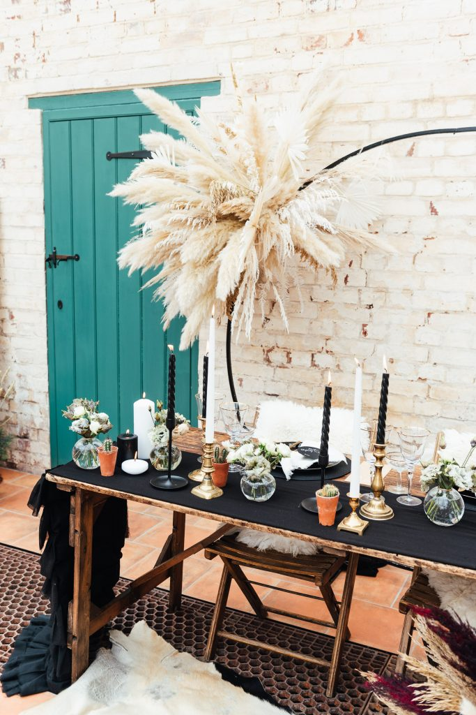 Planning a small intimate wedding inspiration