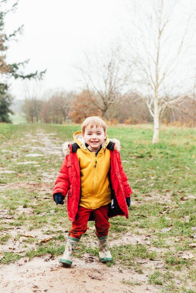 Natural Childhood Portrait Photography