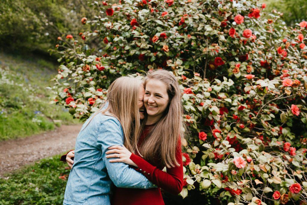 Fun Engagement Photography, Surrey