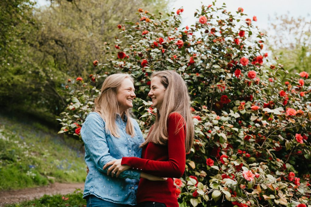 Fun and Candid LGBTQ Couples Photography