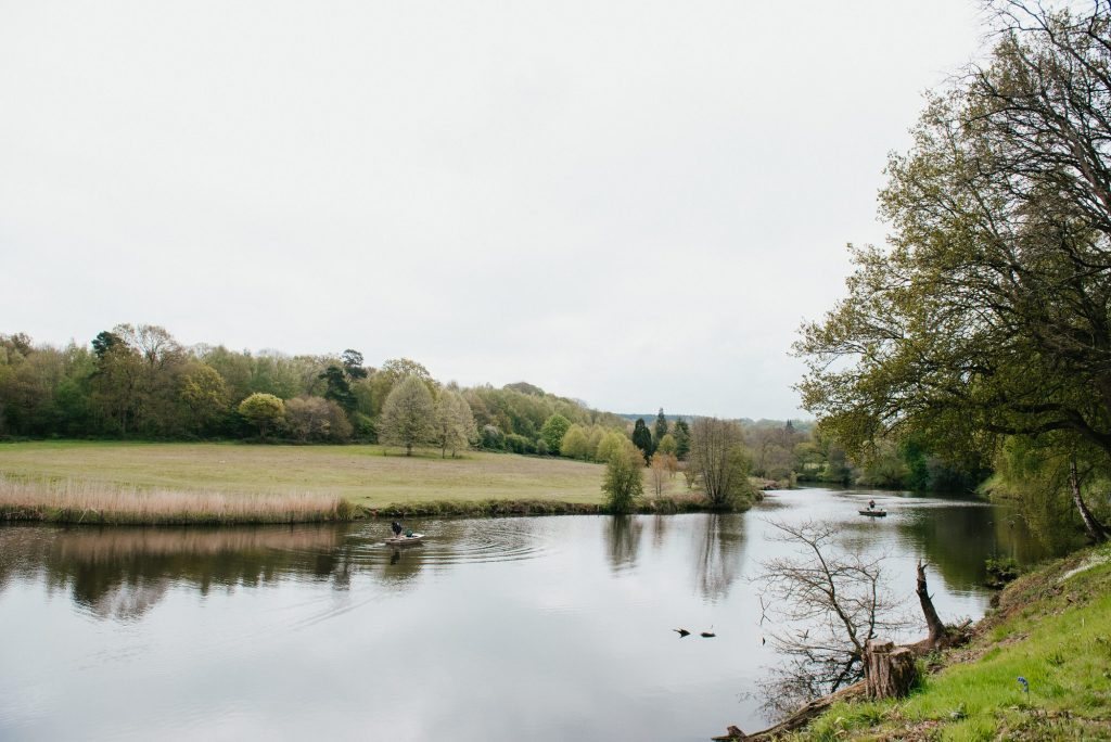 Winkworth Arboretum Lake