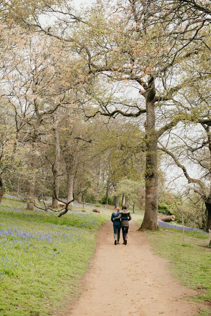 Spring Couples Pre-Wedding Shoot Surrey