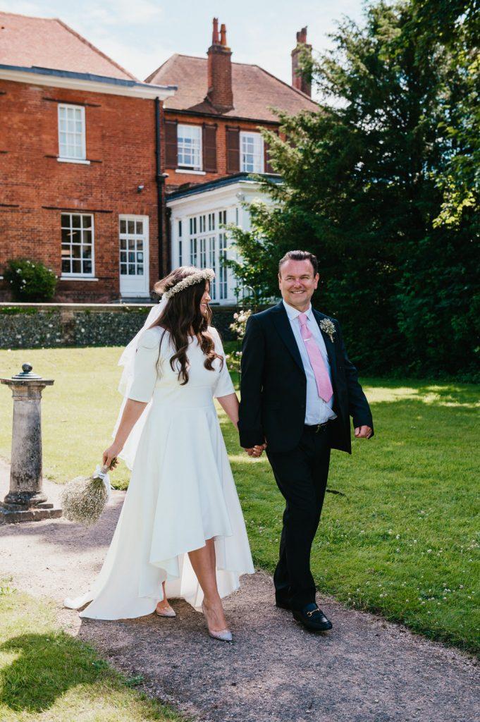 Natural Wedding Registry Portraits