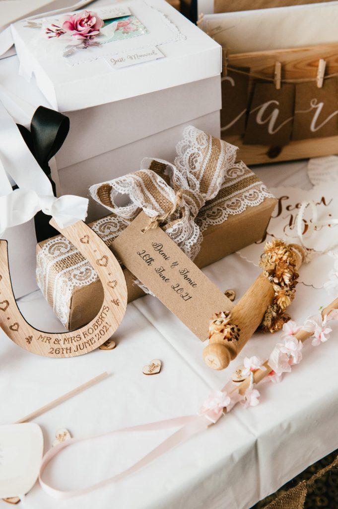 Small Micro Surrey Wedding at Home