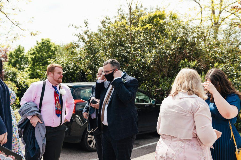 Weybridge Resister Wedding Photography