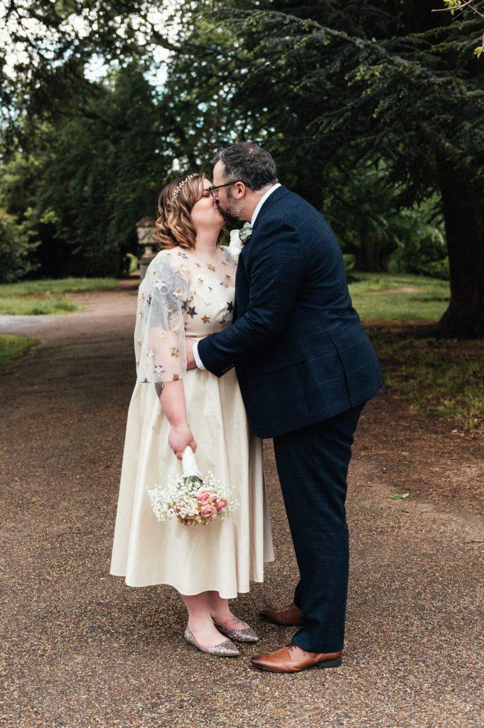 Intimate Surrey Wedding Photography