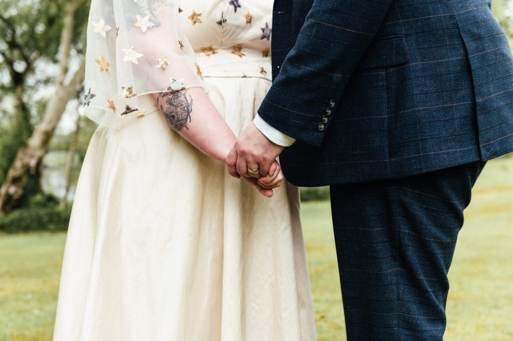Outdoor Wedding Photography Surrey