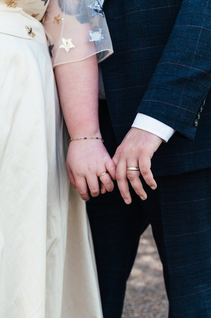 Wedding Rings Weybridge Wedding Photography