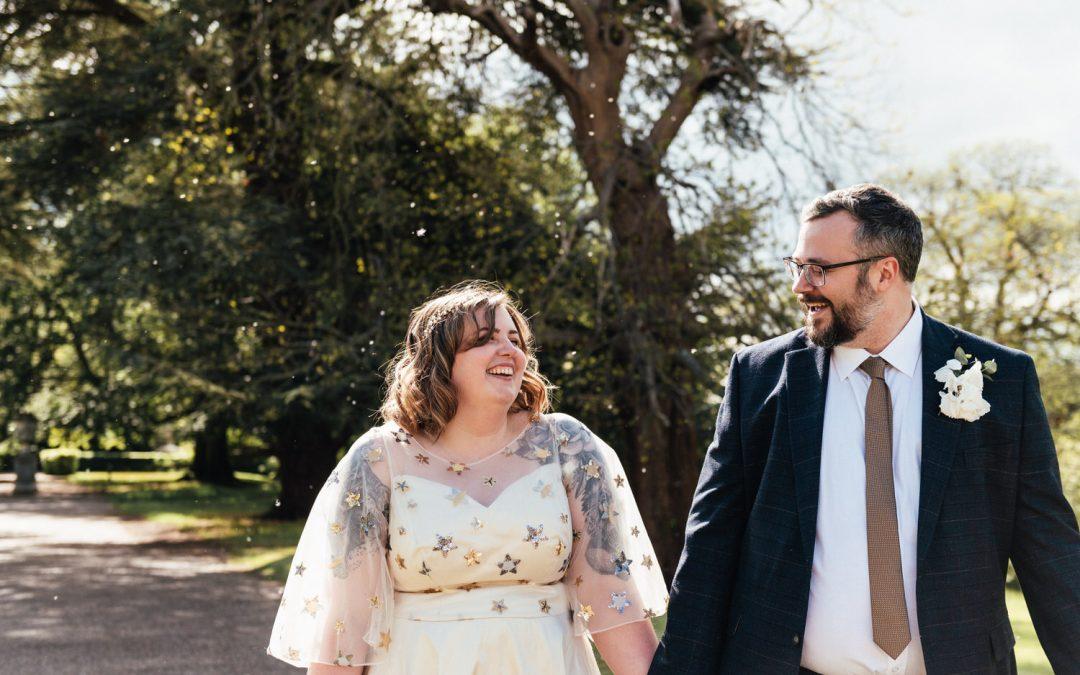 Surrey Wedding Photography – Sweet Micro Weybridge Wedding
