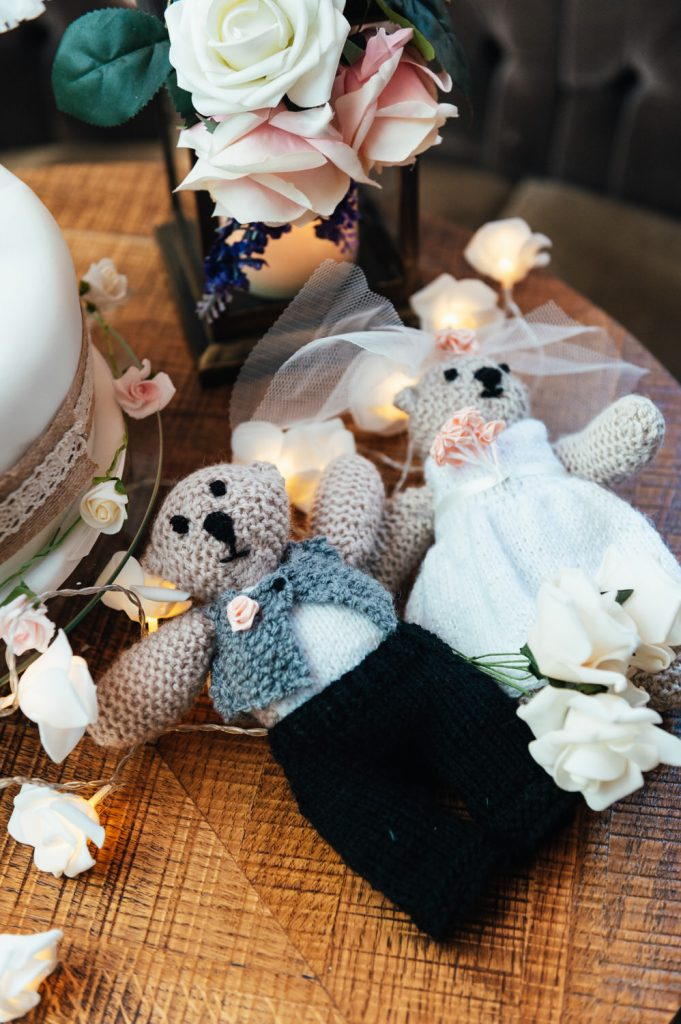 Wedding Details at Intimate Pub Reception
