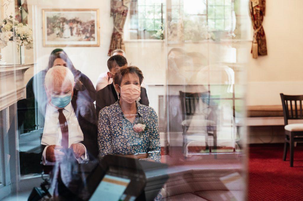 Weybridge Register Office Ceremony Photography
