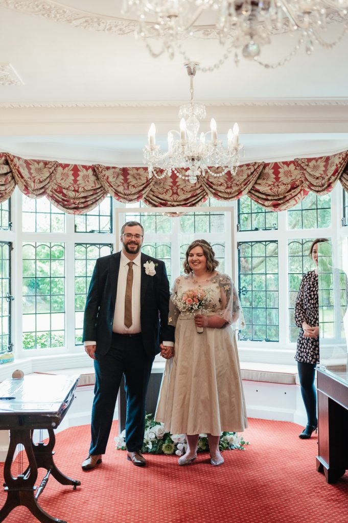 Micro Wedding Weybridge Register Offices