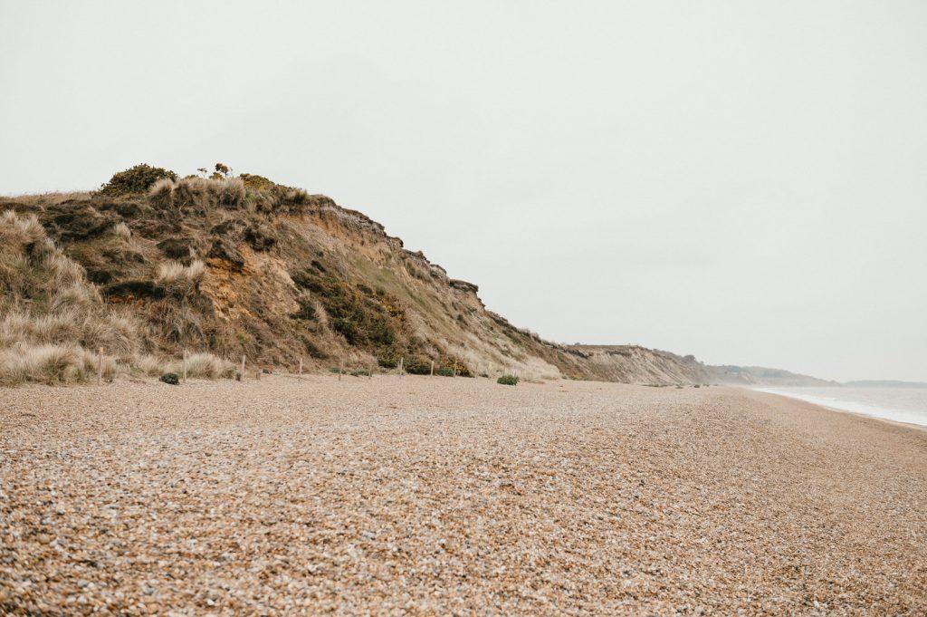 Dunwich Heath and Beach Engagement Shoot