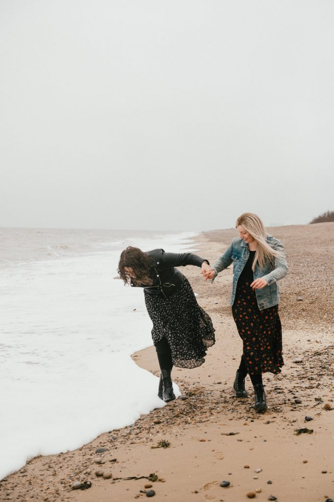 Natural Documentary Engagement Photography