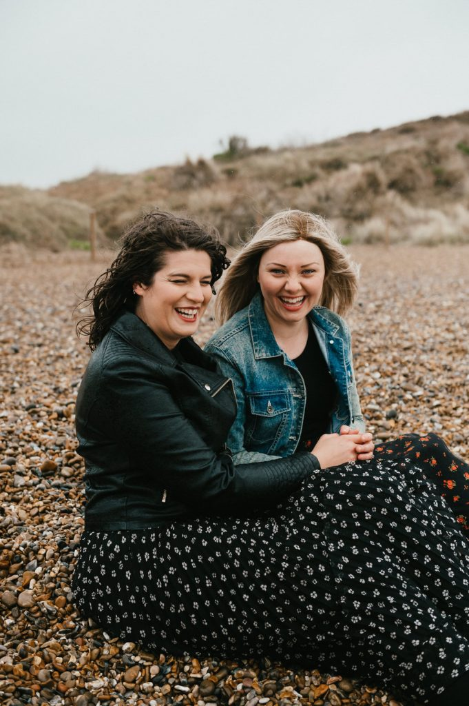 Fun and Candid LGBT Engagement Photography
